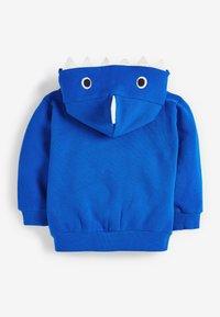 Next - Sweater met rits - blue - 1