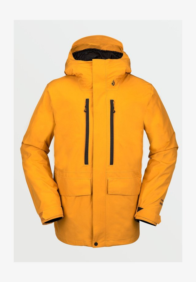 TEN INS GORE TEX  - Veste de snowboard - resin_gold