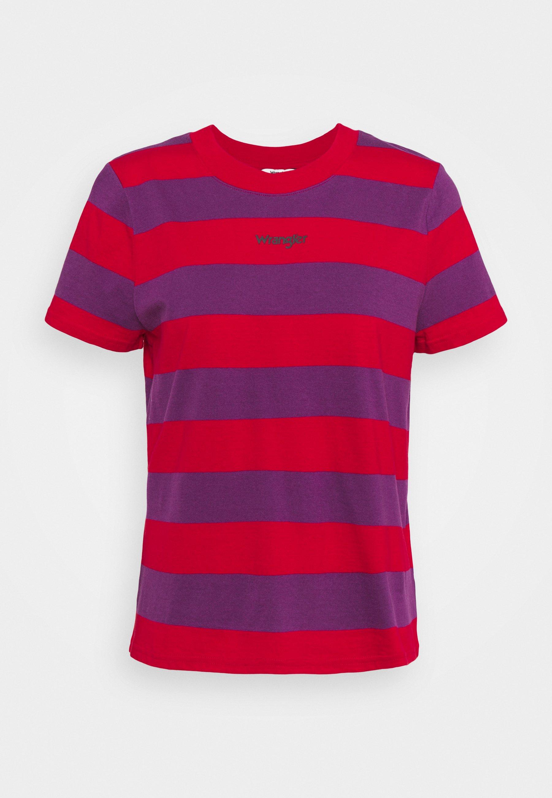 Damen HIGH REGULAR TEE - T-Shirt print
