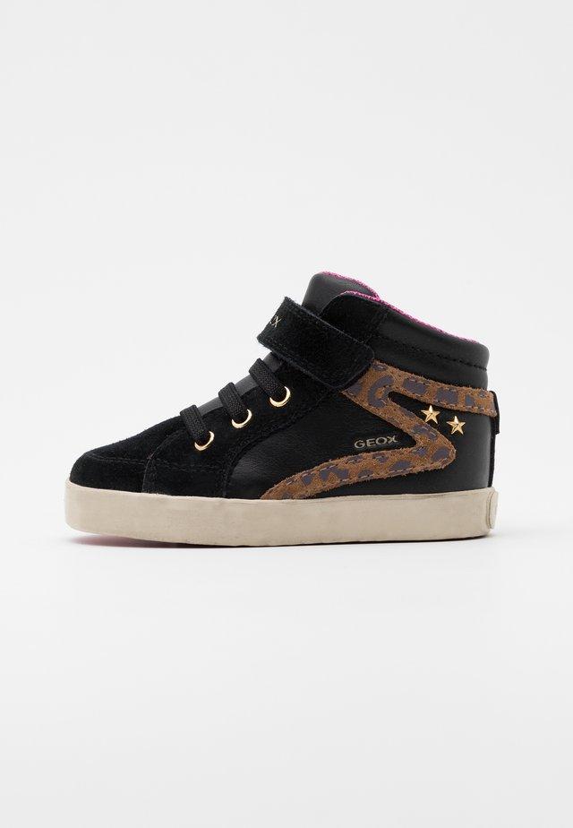 KILWI GIRL - Sneakers alte - black