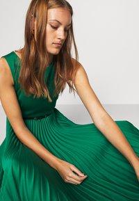 Closet - PLEATED DRESS - Day dress - forest green - 3