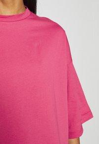 Object - OBJVERITA TEE - T-shirts - honeysuckle - 5