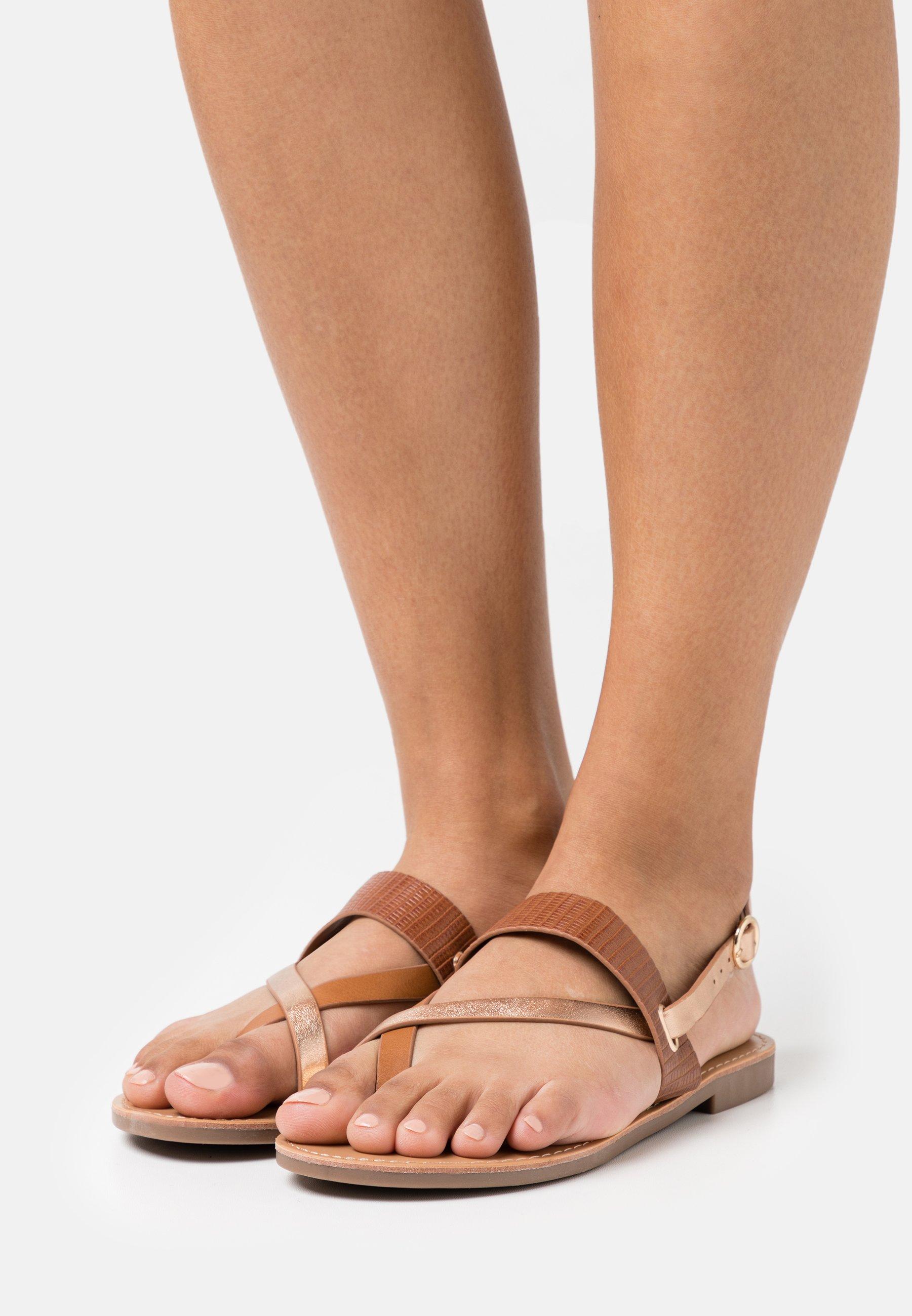 Damer ONLMELLY TOE SPLIT  - Sandaler m/ tåsplit
