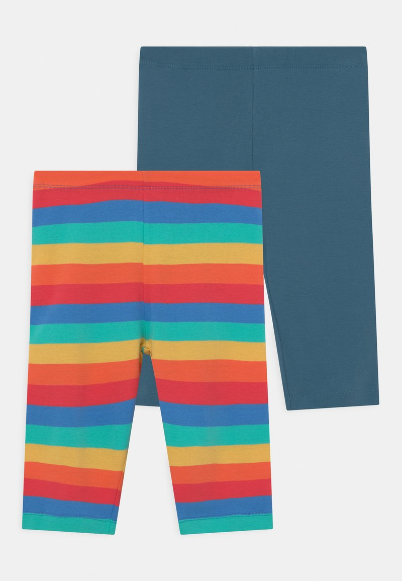 Frugi - LAURIE BIKER 2 PACK - Shorts - multi-coloured