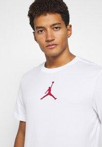 Jordan - T-shirt con stampa - white - 3