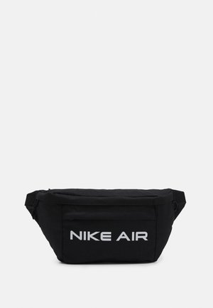 AIR TECH - Bum bag - black/white