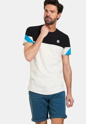 TOM - T-shirt print - white