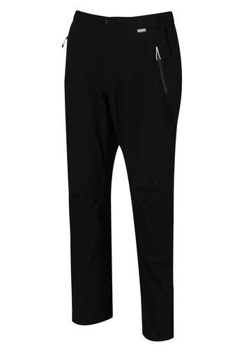 HIGHTON - Outdoor trousers - black