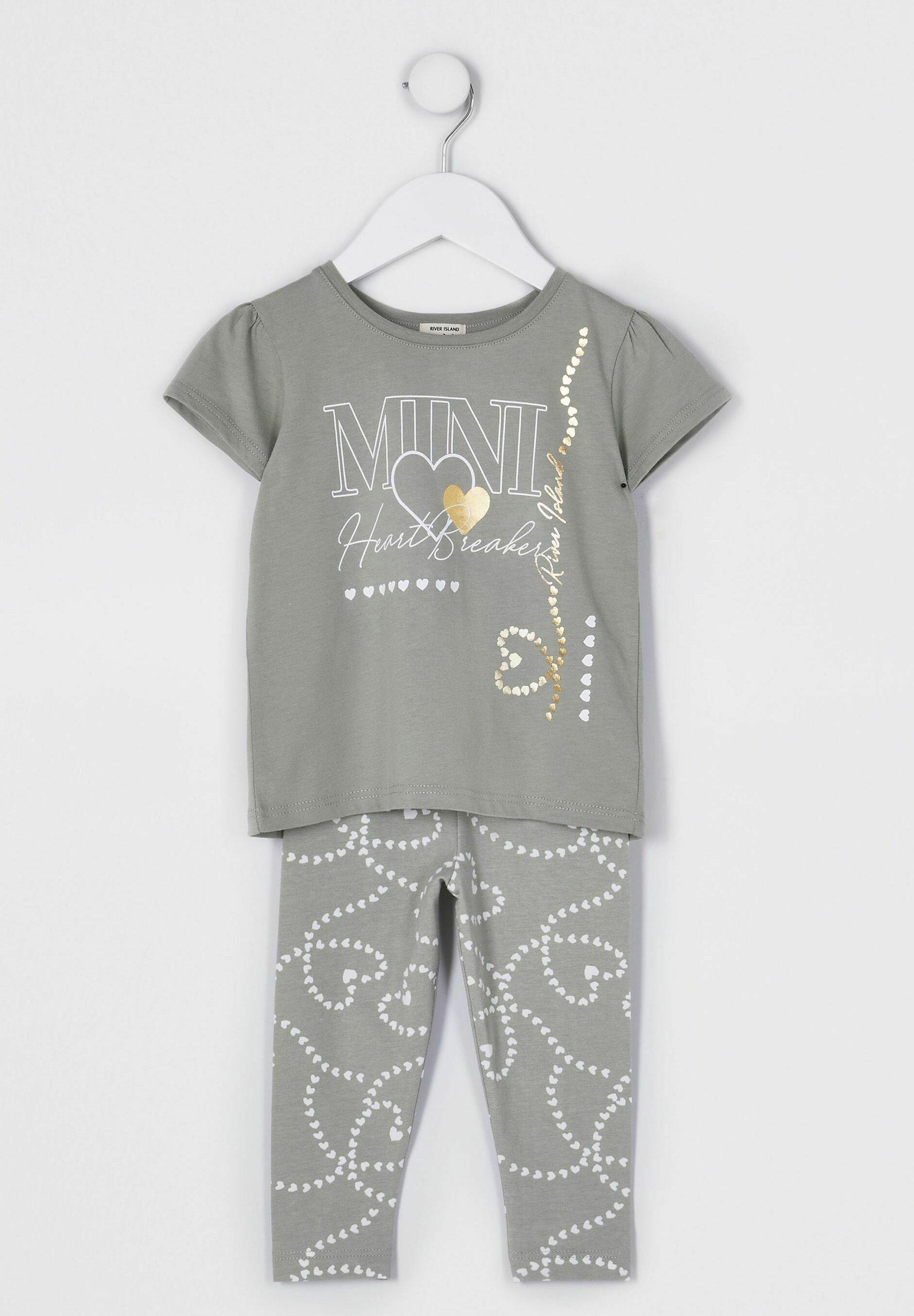Kinder HEARTBREAKER SET - T-Shirt print