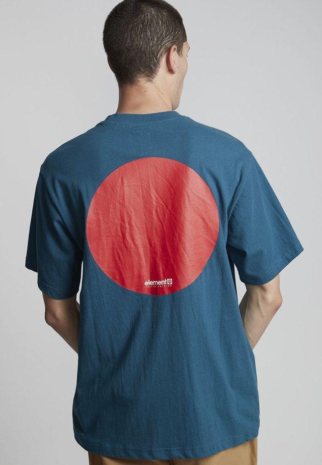 PRIMO - T-shirt imprimé - legion blue