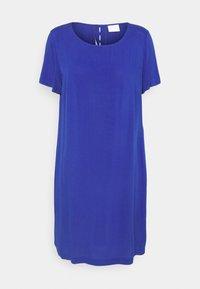 Vila - Day dress - mazarine blue - 0