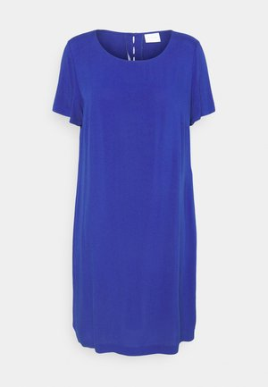 Day dress - mazarine blue