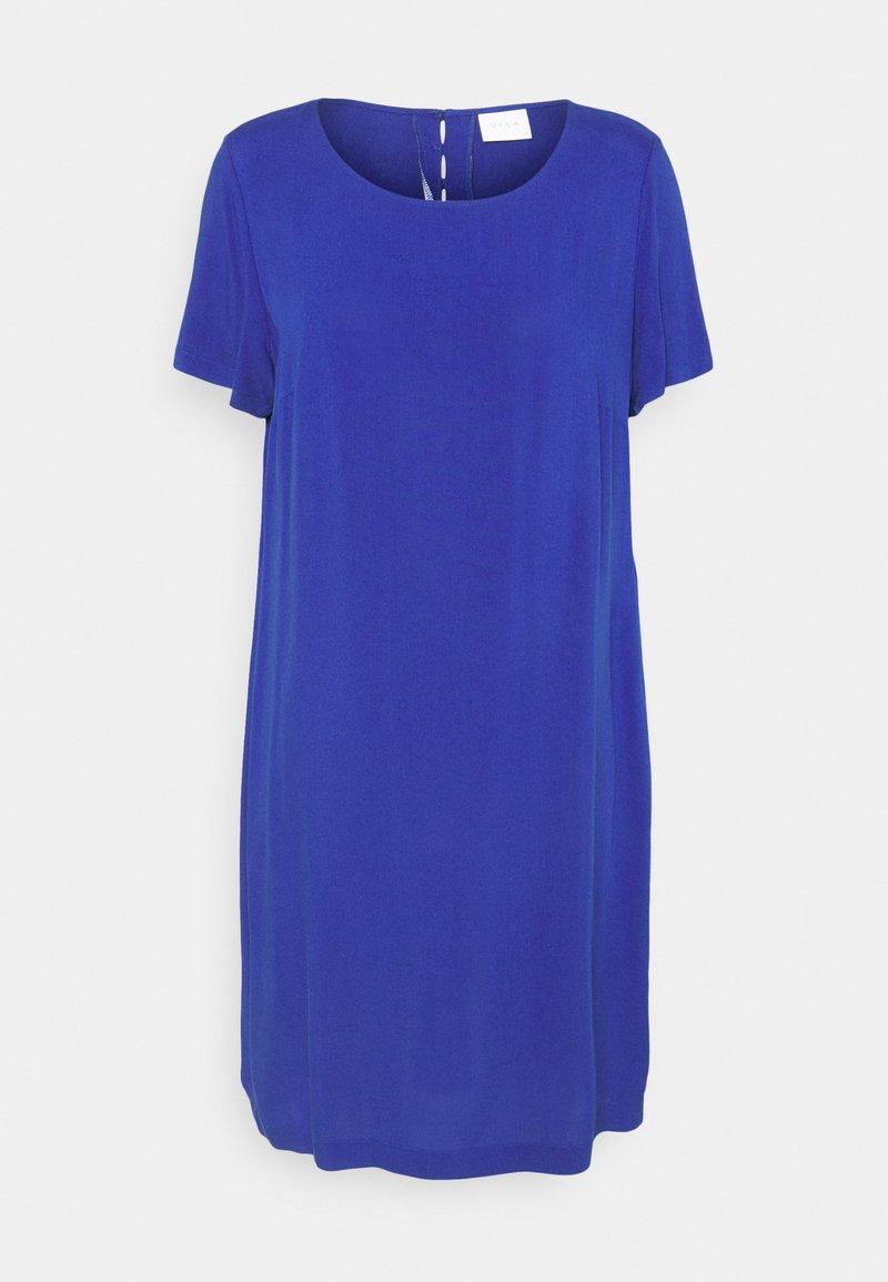 Vila - Day dress - mazarine blue
