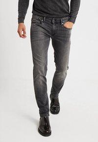 Pepe Jeans - HATCH - Jeansy Slim Fit - powerflex - 0
