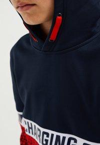 WE Fashion - Sweat à capuche - dark blue - 2