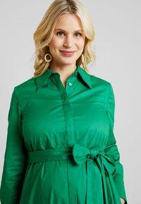 IVY & OAK Maternity - Abito a camicia - secret garden green - 4