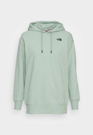 CITY STANDARD HOODIE - Sweatshirt - jadeite green