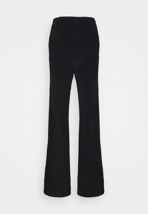 CLASSIC TROUSERS - Pantaloni - nero