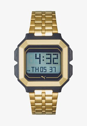 REMIX - Digital watch - gold-coloured