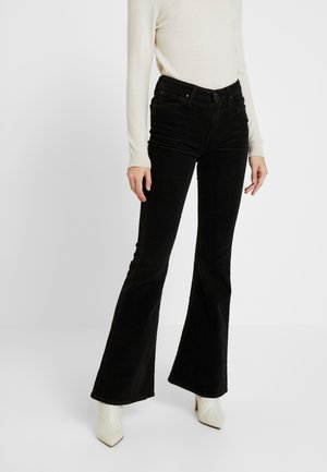 BREESE - Flared Jeans - black