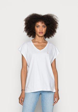 EMBRO - Basic T-shirt - white