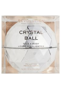 Make up Revolution - PRECIOUS GLAMOUR CRYSTAL BALL LOOSE BODY SHIMMER - Highlighter - - - 3