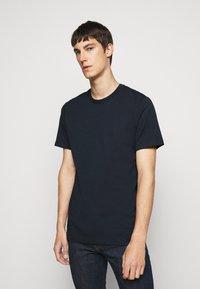J.LINDEBERG - SILO TEE - T-shirt basic - navy - 0