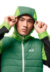 Jack Wolfskin - Soft shell jacket - leaf green - 2