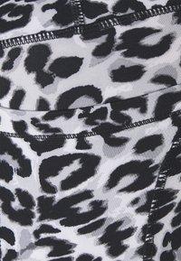 Cotton On Body - LOVE YOU A LATTE 7/8 - Punčochy - grey - 5