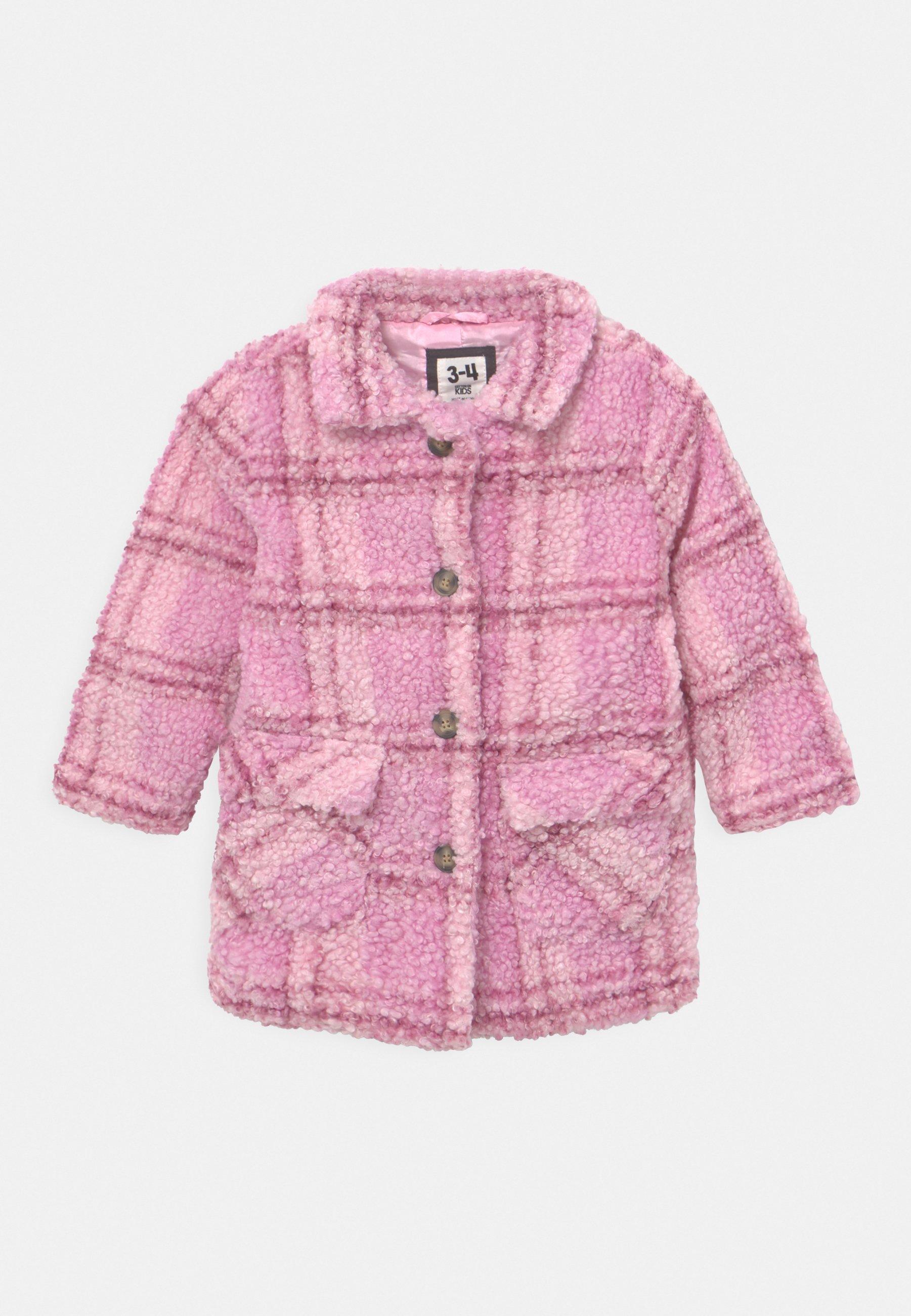 Kids CECILIA CHECK - Short coat