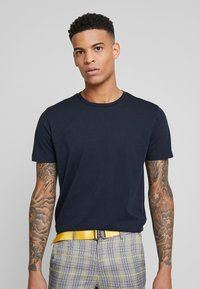 Replay - T-shirt basic - navy - 0
