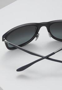 Ray-Ban - Zonnebril - matte trasparent grey - 4