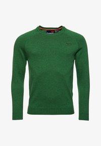 Superdry - ORANGE LABEL  - Pullover - green - 6