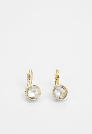 CLAIRE STONE - Earrings - gold-coloured/clear