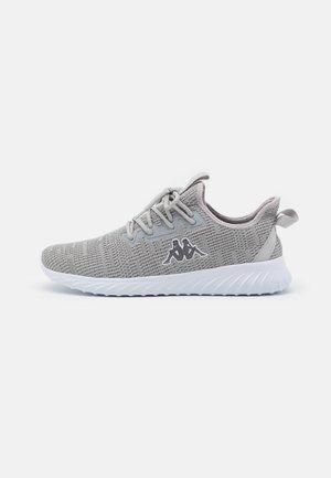 CAPILOT UNISEX - Sports shoes - grey/white