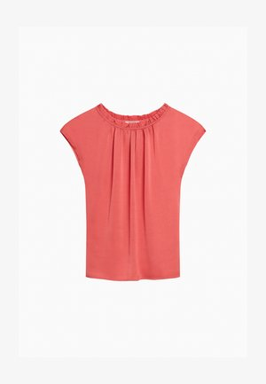 Blouse - faded rose