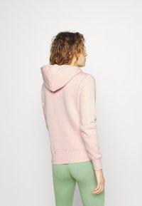 Champion - HOODED  - Sweatshirt - pink - 2