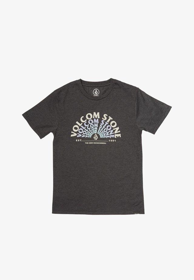 EMINATE HTH  - Print T-shirt - black