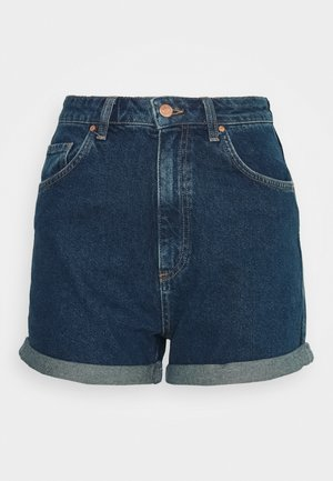 CLARA - Denim shorts - deep 90's