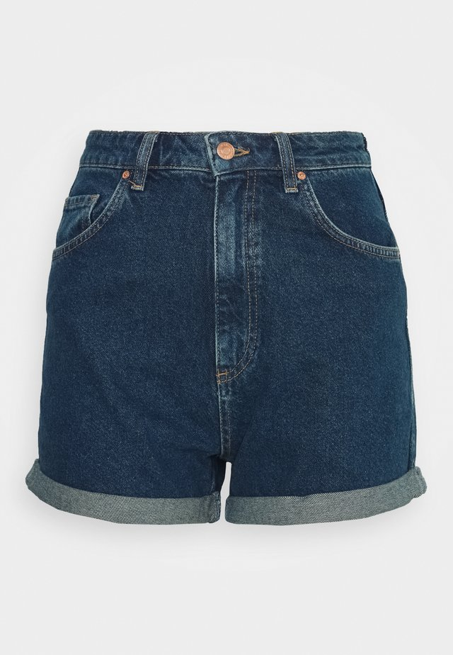 CLARA - Denim shorts - deep 90's