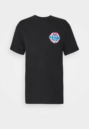 PURVEYORS OF DISSENT - T-shirt med print - black