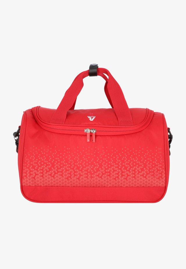 CROSSLITE - Weekend bag - rosso