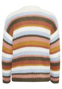 Kaffe - KAMERLA - Cardigan - multi color stripe - 6