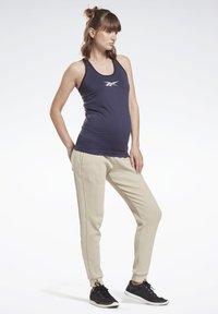 Reebok - Sports shirt - purple - 1