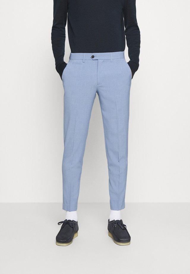 CLUB PANTS - Pantalon classique - blue mix
