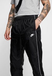 Nike Sportswear - SUIT BASIC - Tracksuit - black/white - 6