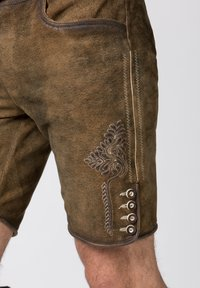 Stockerpoint - Shorts - brown - 6