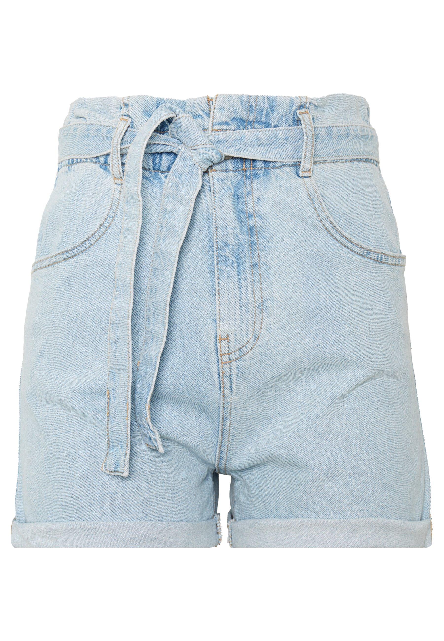 Shorts Vaqueros De Mujer Pantalones Denim Cortos En Zalando