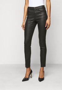 Emporio Armani - Trousers - black - 0
