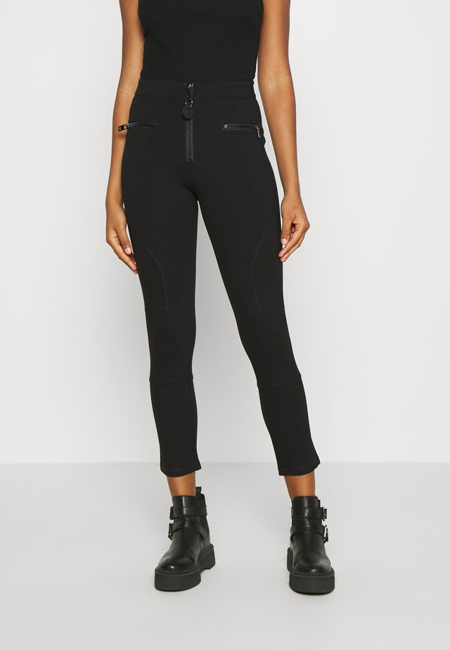 AITUK TROUSERS - Trousers - black